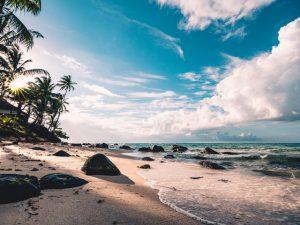 Jak spędzić czas nad morzem?
