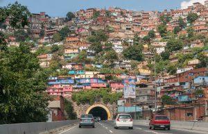 Warunki życia w Caracas